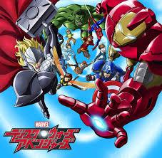 Marvel Disk Wars: The Avengers -Biệt Đội Siêu Anh Hùng - Marvel Disk Wars: The Avengers VietSub
