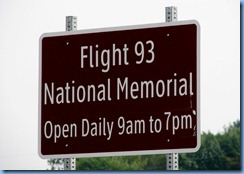 3368 Pennsylvania - Lambertsville Road, Stoystown, PA - Flight 93 National Memorial
