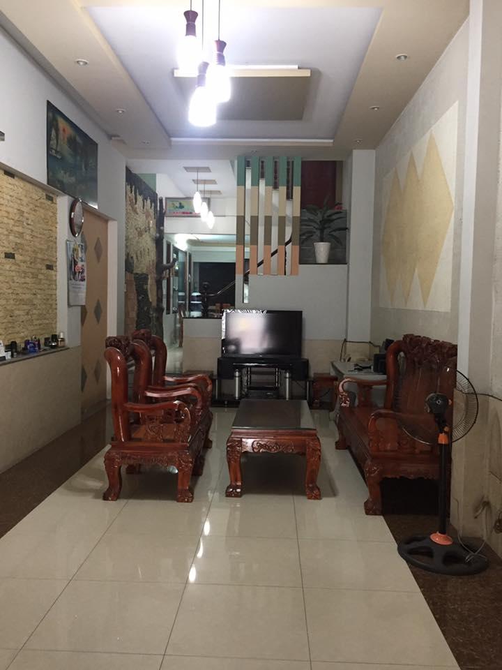 Bán nhà Mặt Tiền đường Nguyễn Ngọc Nhựt 1 trệt 2 lầu và sân thượng 05