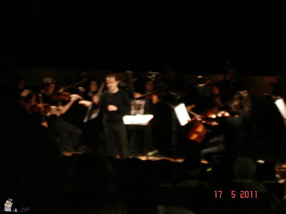 ALBUM FOTO DELL'IC RIVA 1 - A.S. 2010-11 - OPERA DOMANI - NABUCCO - 17 MAGGIO 2011