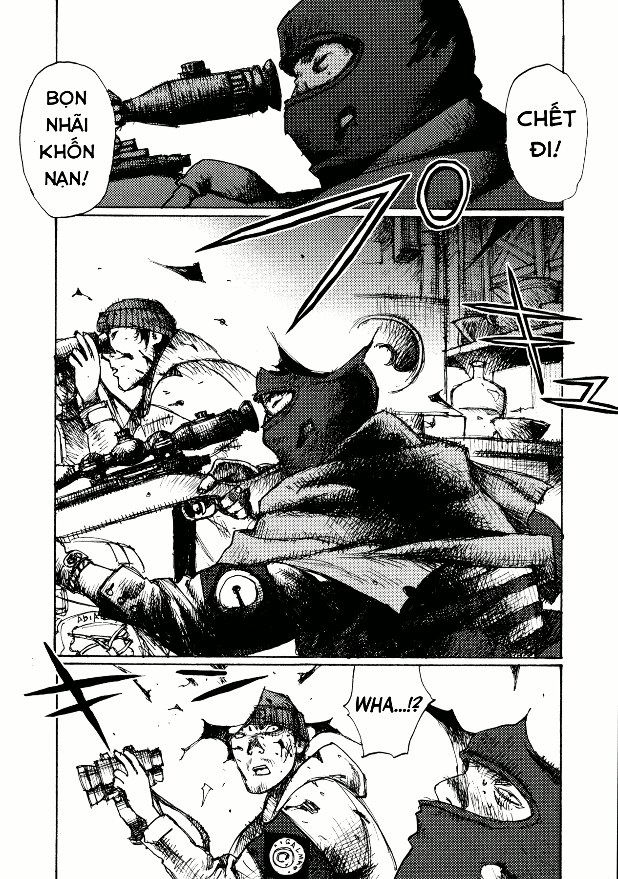 Alice In Hell Chap 014