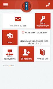 NTL Norge- screenshot thumbnail