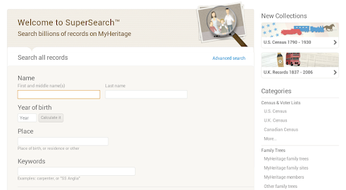 MyHeritage - Family Tree Screenshot 28