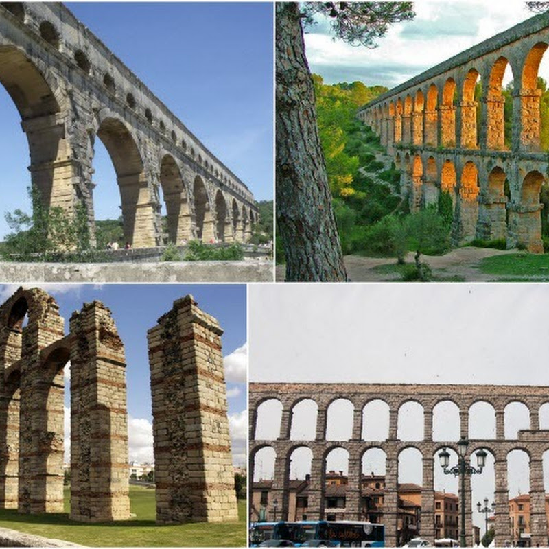 5 Magnificent Aqueducts of the Ancient Roman Empire