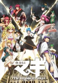 Xem Anime Magi The Kingdom of Magic -Mê Cung Huyền Bí 2 - Mê Cung Huyền Bí 2 VietSub