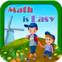 Math is easy: free for kids icon