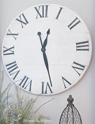 Knock off Ballard Designs Clock