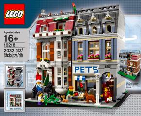 LEGO: 10218 Petshop