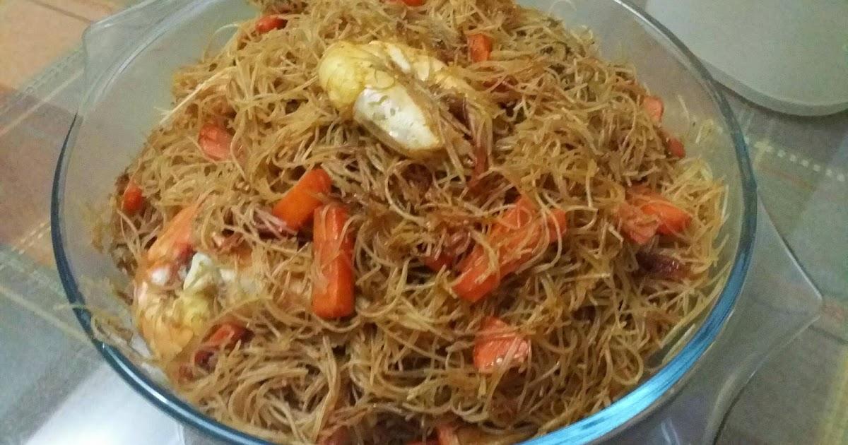 ZULFAZA LOVES COOKING: Mihun/bihun goreng tomyam