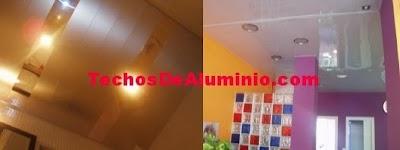 Techos aluminio Coslada
