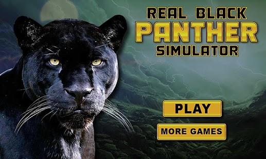 Real-Black-Panther-Simulator