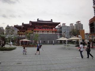 Pavillon Xi'an à l'Exposition universelle Shanghai 2010