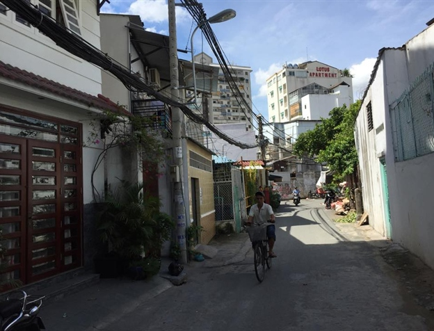 Bán Nhà Cấp 4 Hẻm Đường Lê Vĩnh Hòa Quận Tân Phú 01