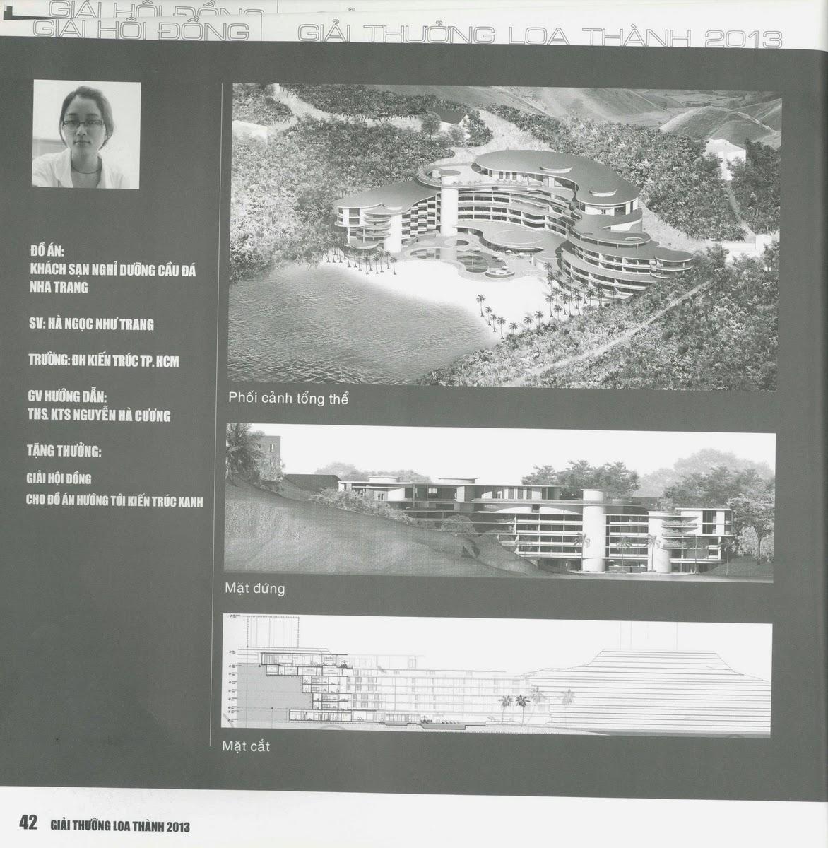 Đồ án Loa Thành 2013