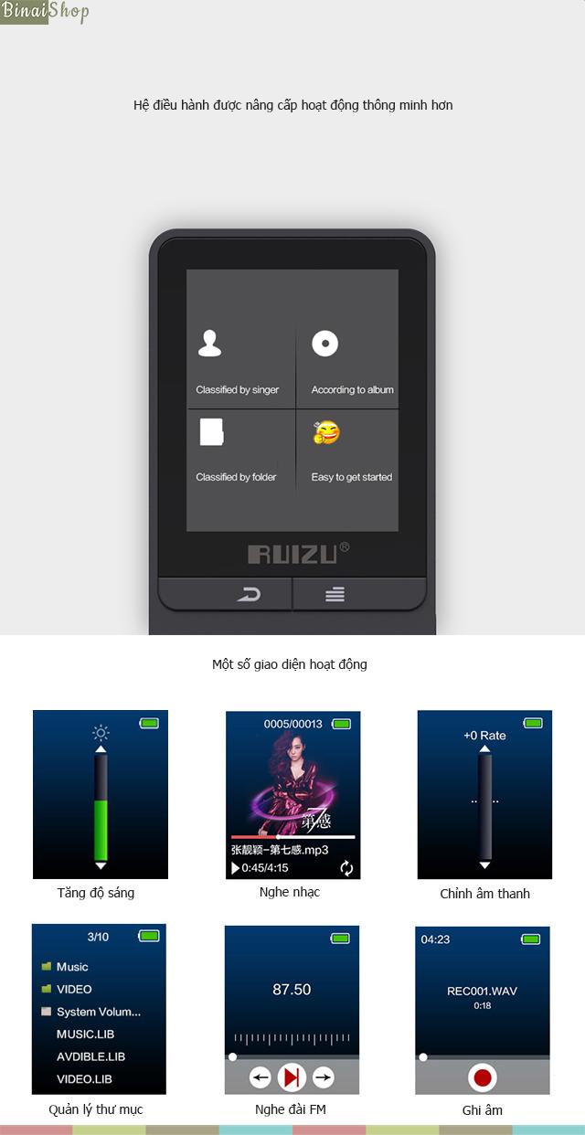 Ruizu X20 Camo
