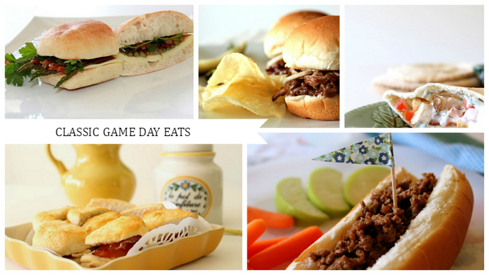 Superbowl Food Roundup