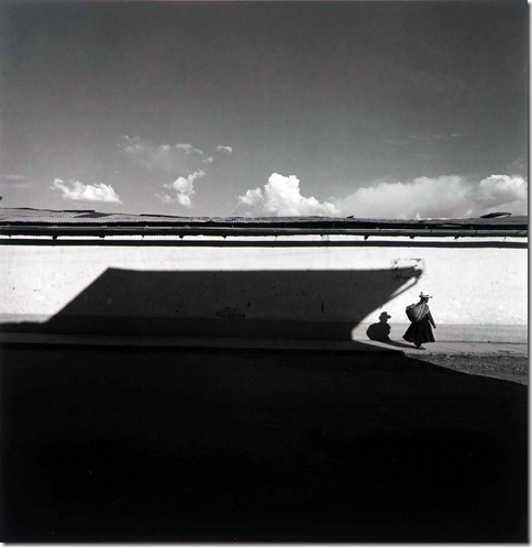Harry Callahan_Cuzco_Peru_1974