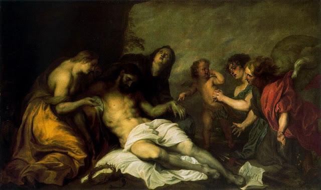 M Bellas Artes Bilbao 18 Van Dyck - Lamentación- Barroco S  Esc Flamenca - XVI-XVII.jpg