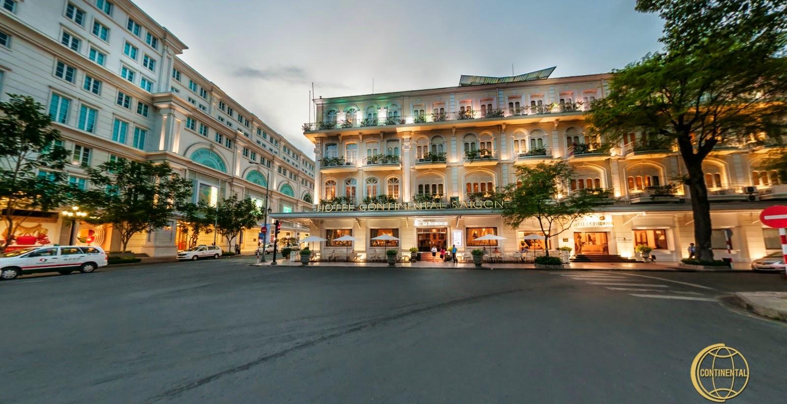 file cad khách sạn continental