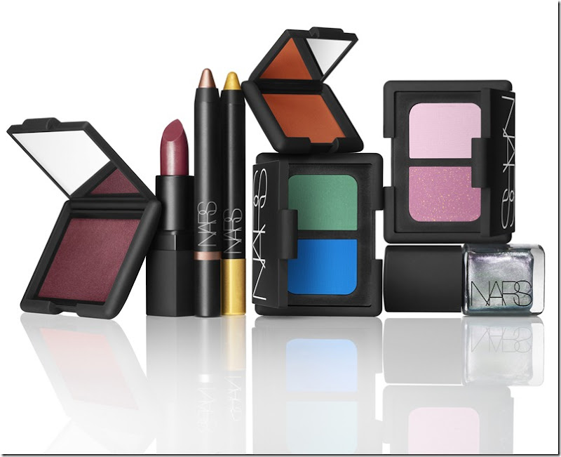 NARS Spring 2013 Color Collection group shot - hi res