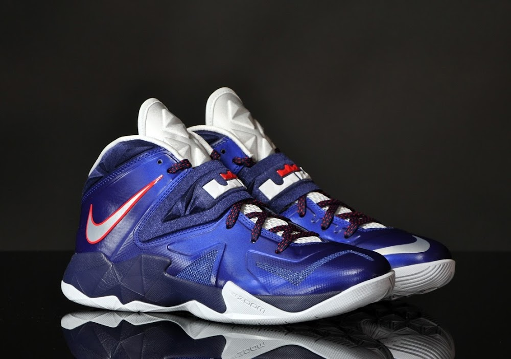 3587603a5d5 ... Nike Zoom Soldier VII Deep Royal Blue Hits Europe NDC US ...