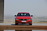Die neue BMW 3er Limousine, Sport Line (10/2011)The new BMW 3 Series Sedan, Sport Line (10/2011)