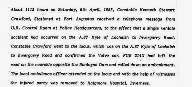 Police Synopsis Extract 4B