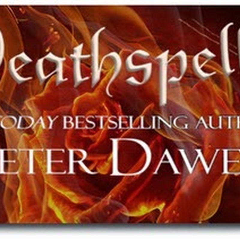 Cover Reveal - Deathspell by Peter Dawes