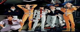 Hình Ảnh Mobile Suit Gundam 0083: Stardust Memory