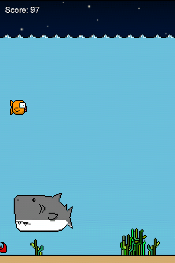 Chubby Fish- screenshot