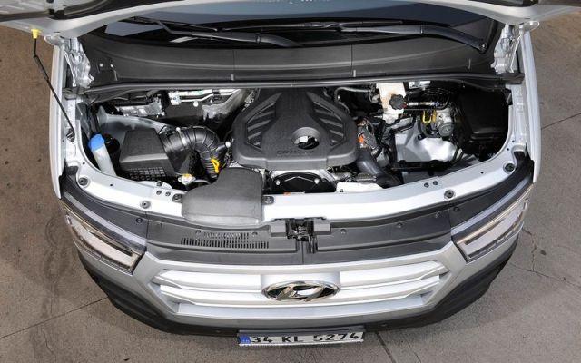 Động cơ H350 Hyundai