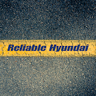 Reliable Hyundai icon