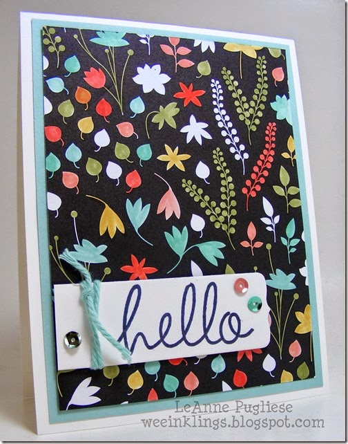 LeAnne Pugliese WeeInklings ColourQ250 Hey There Stampin Up -2