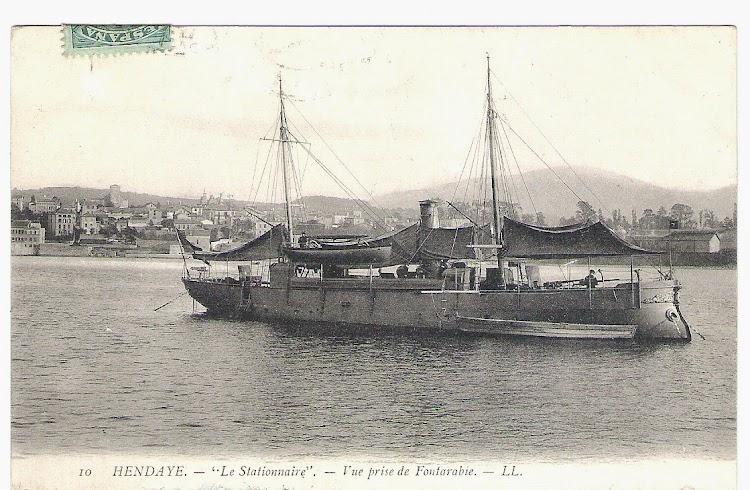 Postal francesa del stationaire MAC MAHON. Colección Jaume Cifre Sanchez.jpg
