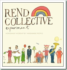 rend collective album cover