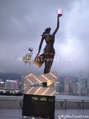 Avenue Of Star Hong Kong 02