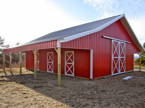 Shed Garden Pole Barn Builders In Northeast Oklahoma