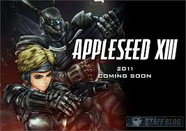 Chiến tranh người và máy -Appleseed XIII - Anime Appleseed XIII 2011 VietSub