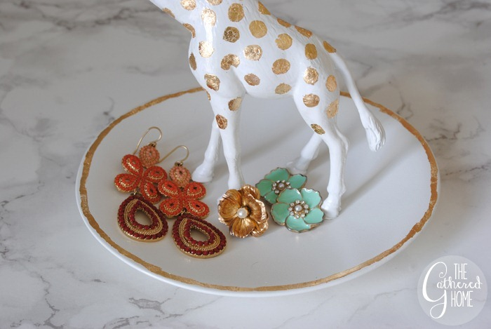 anthropologie knockoff giraffe trinket dish6