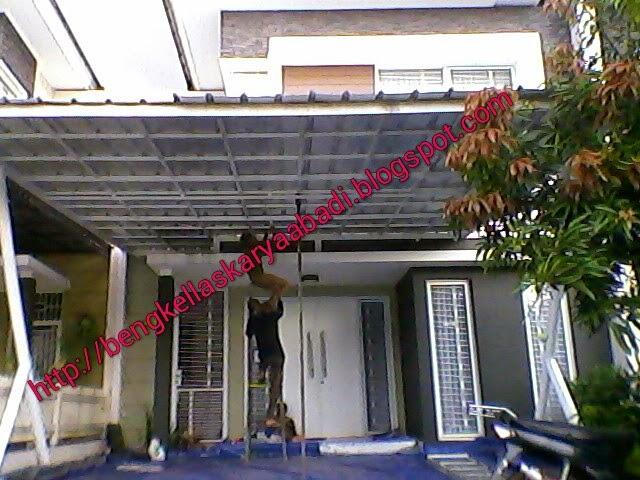 canopy carport spandek