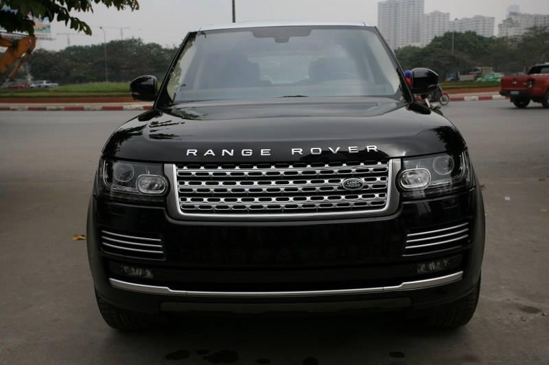 Xe Land Rover Range Rover Autobiography LWB Full Oftion màu đen 01