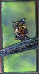 Dyed Pelmet Vilene book back