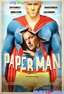Siêu Nhân Giấy - Paper Man