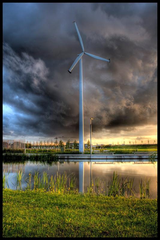 Storm over Fr Collins Park-Martin King.jpg