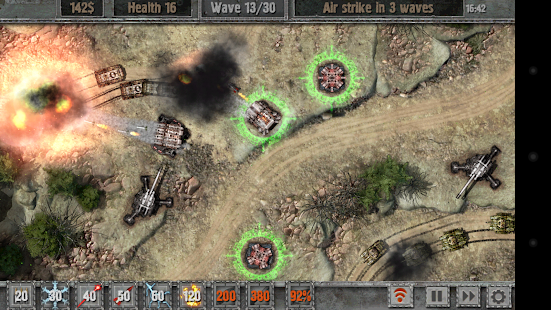 Defense Zone 2 HD Screenshot 36