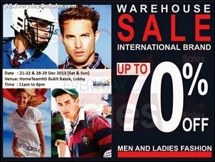 818cef2ca0cb67 HomeTeamNS IZOD Men   Ladies  Fashion Warehouse Sale Singapore Jualan  Gudang Jimat Deals EverydayOnSales Offers