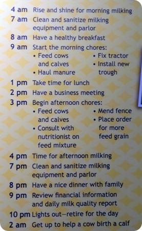 day of dairy farmer
