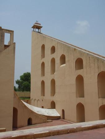 Obiective turistice India: Observatorul astronomic Jaipur