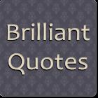 Brilliant Quotes icon