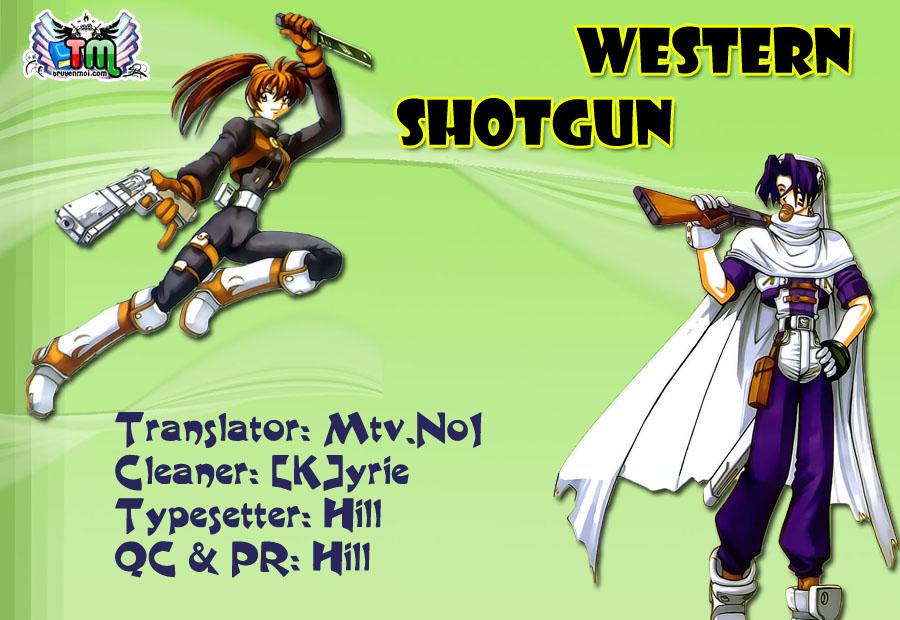 Western Shotgun - Tay súng miền tây Chap 60 - Truyen.Chap.VN